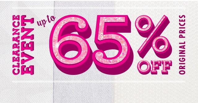 Up to 50% Off All Her Faves