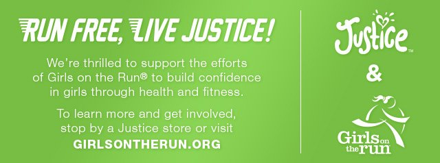 Live Justice - Girls On The Run
