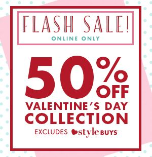 50% Off Justice Coupon — Today Online Only