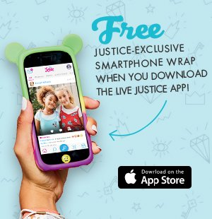 Free Smart phone wrap when you download the Live Justice App