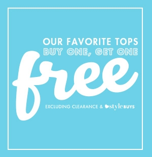 Buy One Get One Free Tops