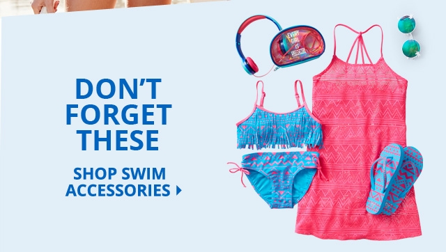 Shop the endless summer collection!
