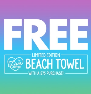 Free Towel w/ $75 purchase