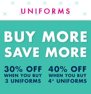Buy More Save More Uniforms