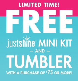 Free Tumbler w/$75 Purchase