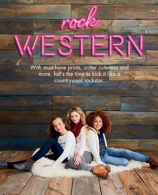 Rock Western Collection