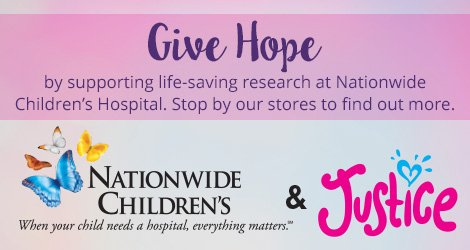 Give Hope: Justice and Nationwide Children's Hospital