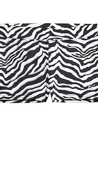 Zebra Dance Shorts