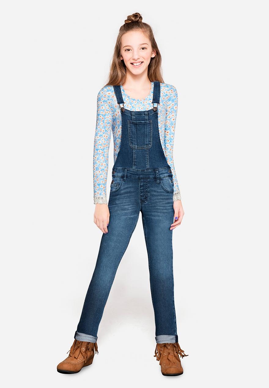 Little Girls Plus Size Jeans - Jon Jean