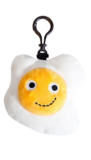 Miniature Egg Plush Clip