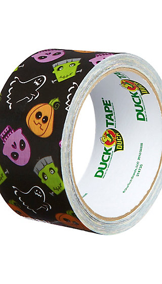 Duck Tape® Ghoul and the Gang