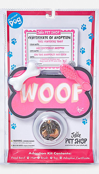 Pet Shop Dog Adoption Kit