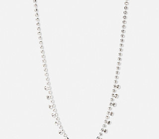 Crystal Row Necklace