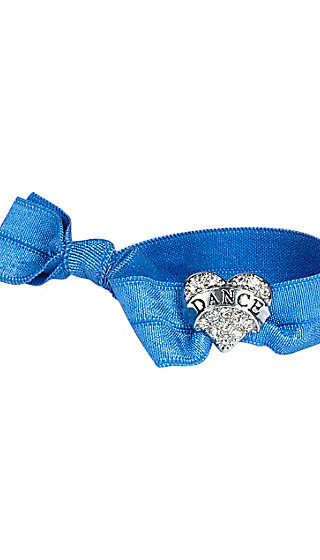 Rhinestone Icon Hair Tie