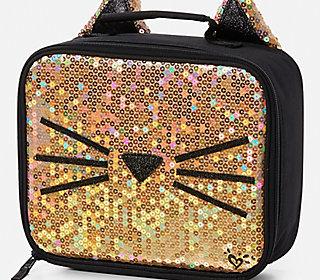 Sparkle Cat Backpack Justice
