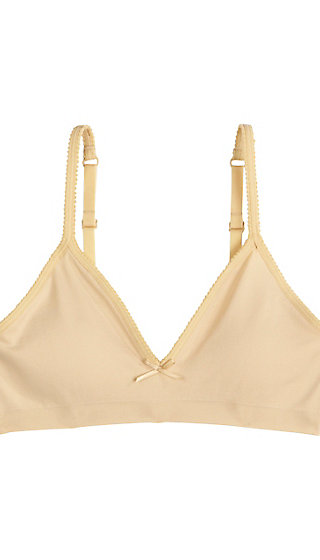 Soft Cup Bra With Removable Liner