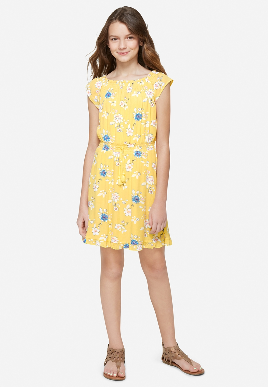 Tween Girls&-39- Plus Size Dresses - Sizes 10-20 Plus - Justice