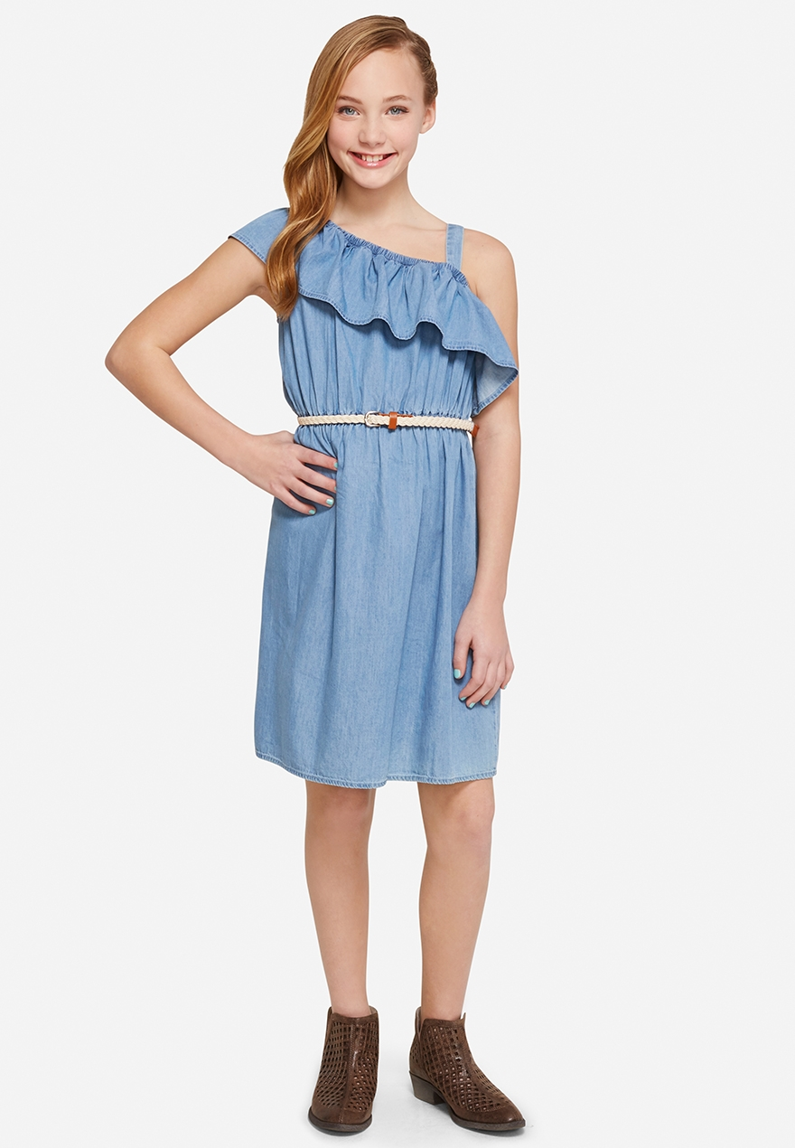 Tween Girls&-39- Dresses &amp- Rompers - Justice