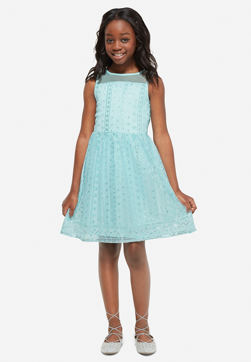 Girls&39 Clearance Special Occasion &amp Casual Dresses  Justice