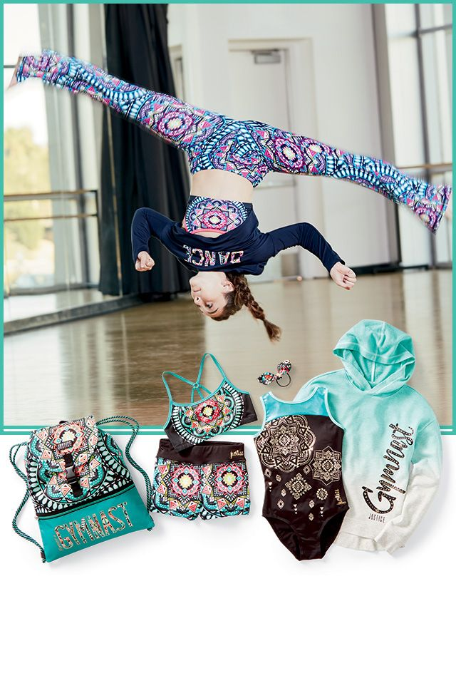 Justice Gymnastics and Dancewear