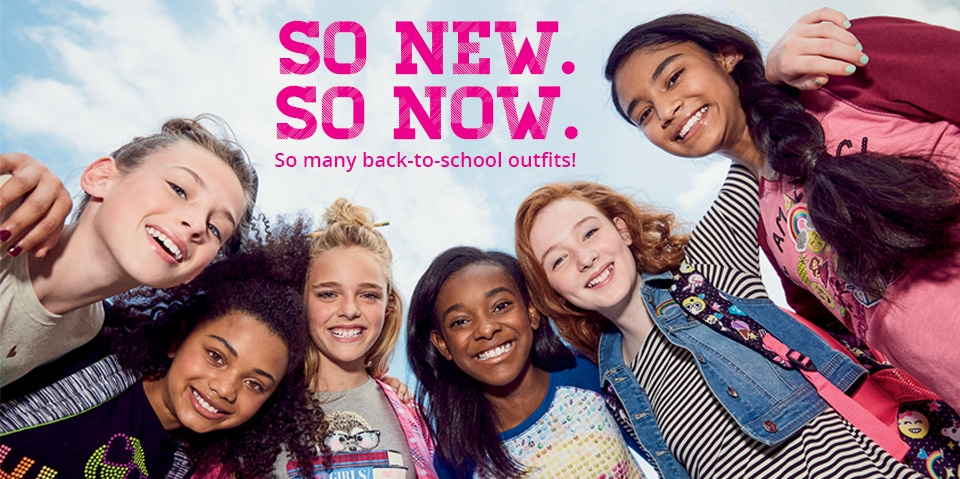 So new, so now! Shop our new arrivals!