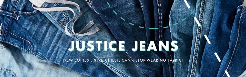 Shop Justice Jeans
