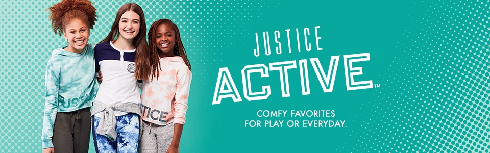 Shop the Justice Active Collection!