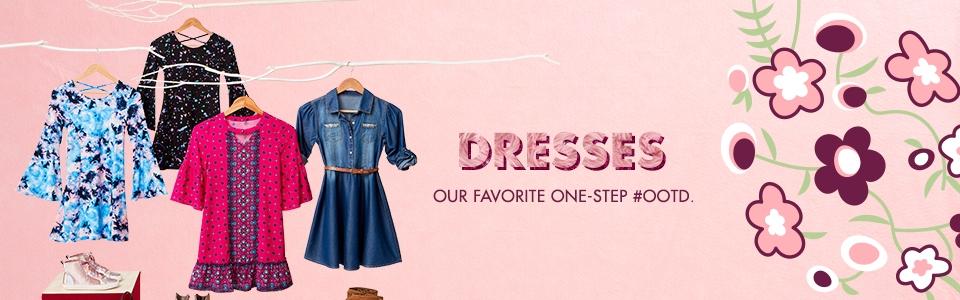Shop Justice Dresses