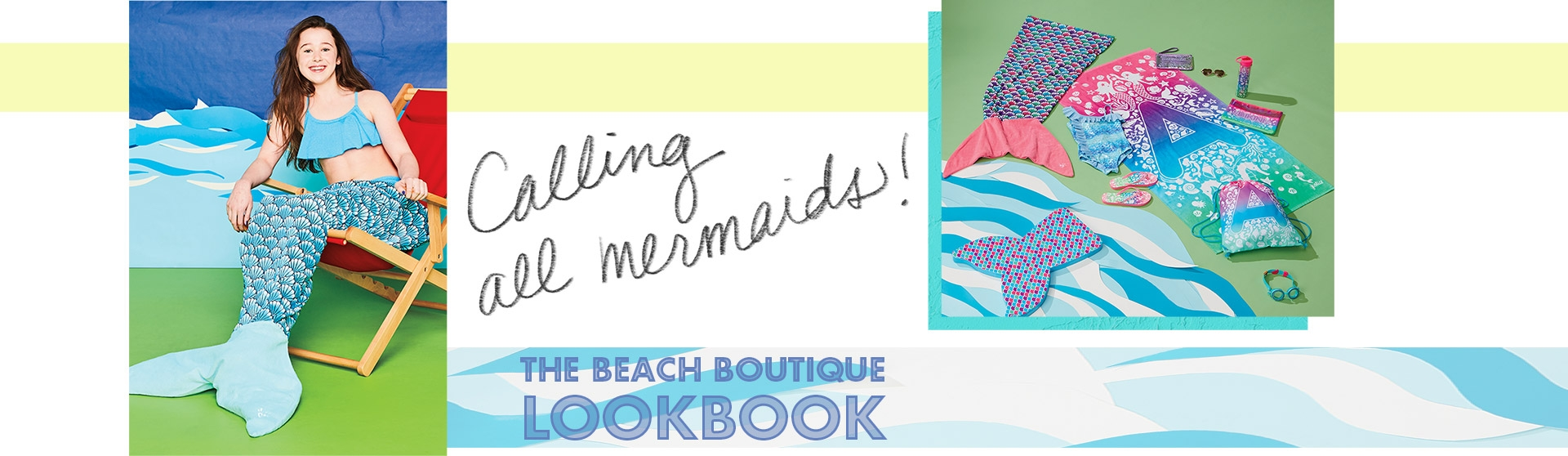 Explore the beach boutique lookbook!