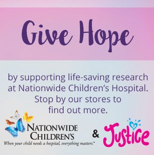Give Hope: Nationwide Children's Hospital & Justice