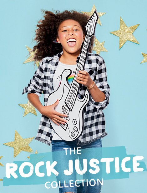 The Rock Justice Collection