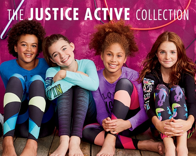 The Justice Active Collection