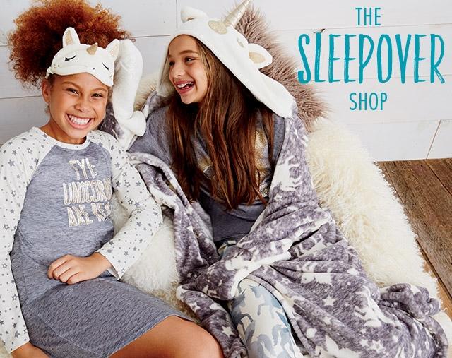 The Sleepover Shop