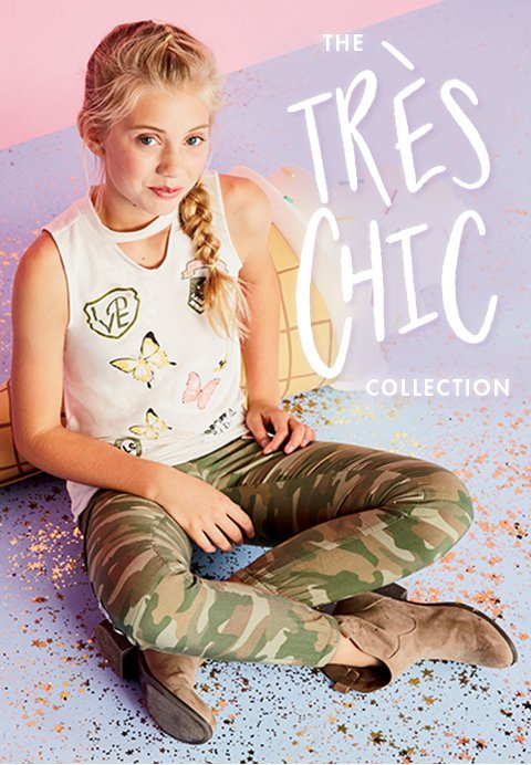 the Tres Chic Collection