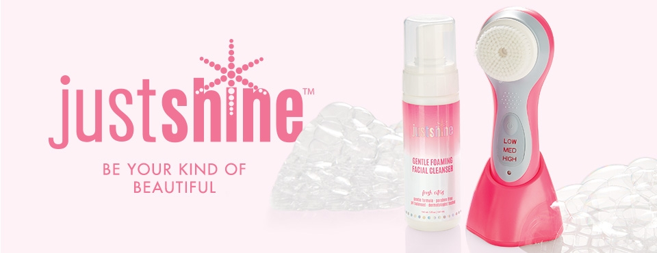 Shop the just shine collection!