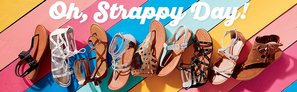shop justice girls shoes!
