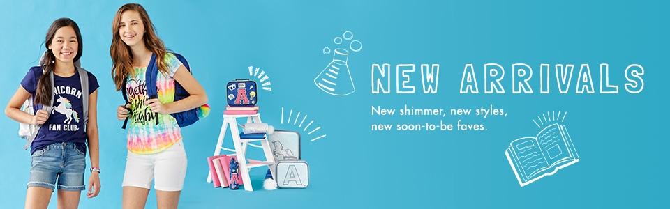 Shop our new arrivals!