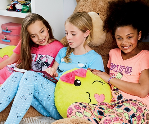 Shop the sleepover shop!