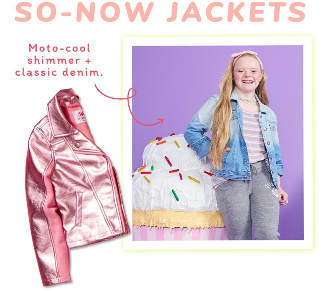 So-Now Jackets