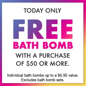 GWP bathbomb