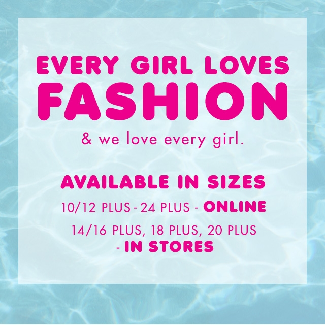 Every Girl Loves Fashion & We Love Every Girl!