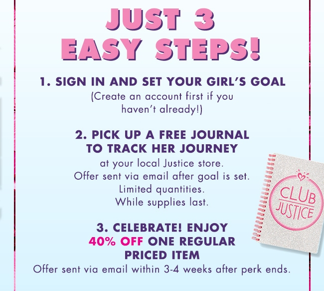 Just 3 Easy Steps!