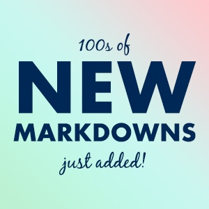 New Markdowns