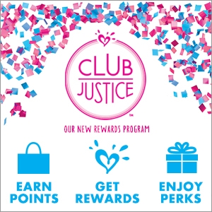 Club Justice - Earn points, Get Rewards, Enjoy Perks!