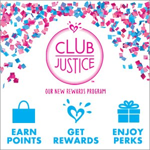 b39087bac50 Club Justice - Earn points