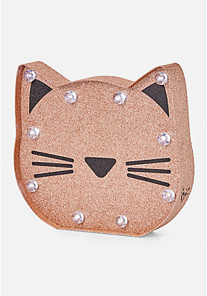Sparkle Cat Marquee Light
