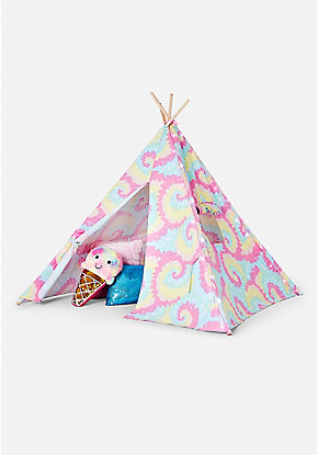 Tie Dye Light Up Tent