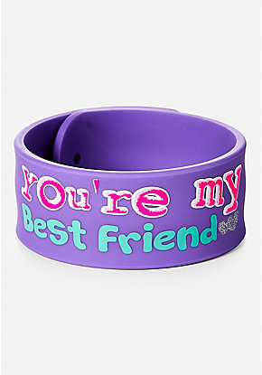 BFF Unicorn Slap Bracelet