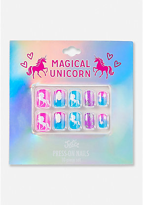 Magical Unicorn Press On Nails