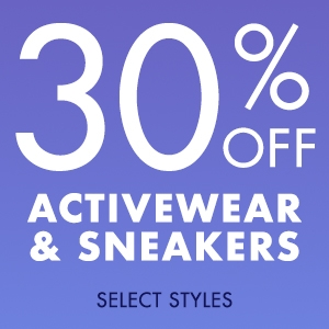 30 off select active